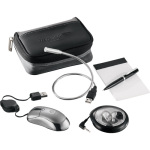 Airline Travel Technology Set