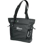 Urban Passage Zippered Travel Business Tote