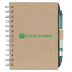 BIC- Ecolutions- Chipboard Cover Notebook