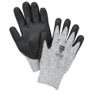 North Safety NorthFlex Light Task Plus II Coated Gloves - NFD15B/8M at Sears.com
