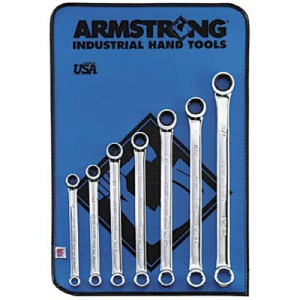 Armstrong Tools 12-Point Geared Box Wrench Sets - 27-708