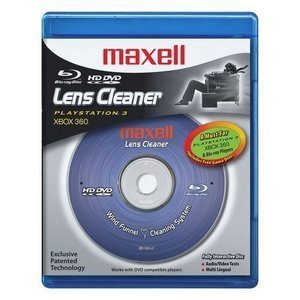 Maxell Blu-Ray Lens Cleaner at Sears.com