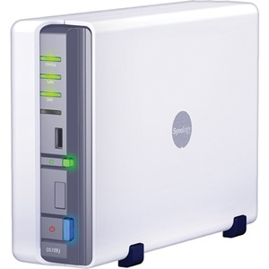 Synology, Inc Synology Disk Station DS109j Network Storage Server 266 MHz ( - DS109J