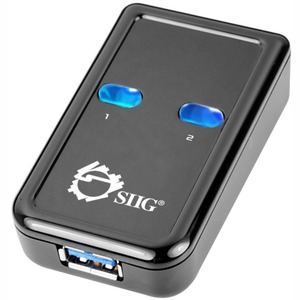 SIIG 2-port USB Switch at Sears.com