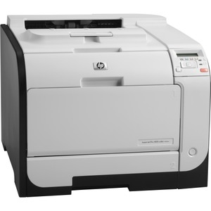 HP LaserJet Pro 400 M451NW Laser Printer - Color - 600 x 600 dpi Print - Plain Paper Print - Desktop at Sears.com