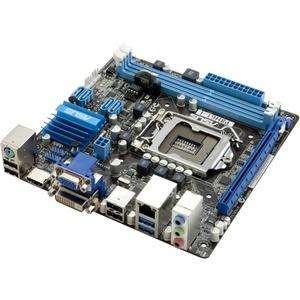 Asus P8H61-I R2.0 Desktop Motherboard - Intel H61(B3) Express Chipset - Socket H2 LGA-1155