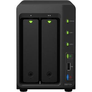Synology DiskStation DS713+ Network Storage Server