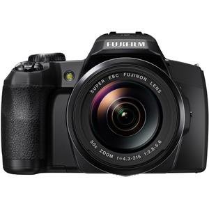 Fujifilm FinePix S1 16.4 Megapixel Bridge Camera - Black