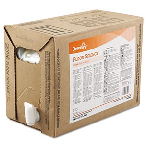 Floor Science Floor Care Finish, 5 Gallon Bag-in-Box at Sears.com
