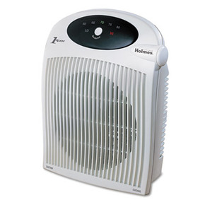 Holmes 1500W Heater Fan w/ALCI Heater at Sears.com
