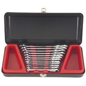 Blackhawk 12 Pc. Locking Flex-Head Geared Wrench Sets - BW-3250L