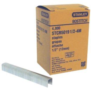 Bostitch PowerCrown Heavy Duty Staples - STCR50193/8-5M