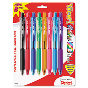 Pentel WOW Ballpoint Retractable Pen