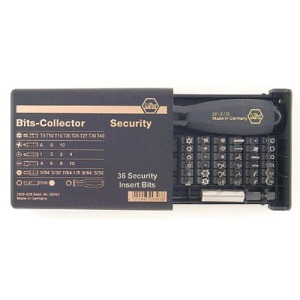 Security Bit Sets - 71990