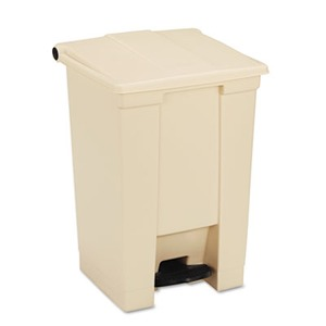 Rubbermaid Indoor Utility Step-On Waste Container at Sears.com