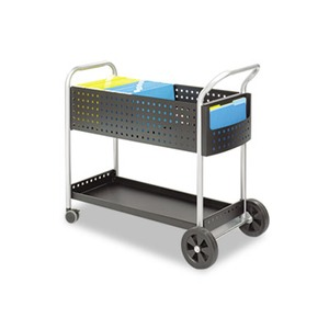 Safco Scoot Mail Cart