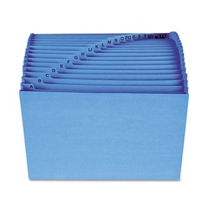 Smead Antimicrobial A-Z Accordion Expanding File