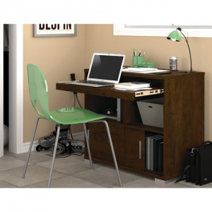 Bestar Connor compact workstation