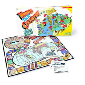 Shoplet Best NAME THAT COUNTRY GAME GR 3 & UP