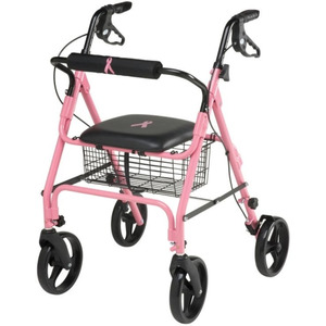 Medline MDS86825BC Rollator Walker