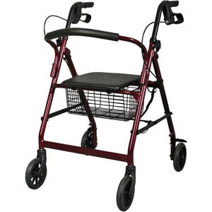 Medline MDS86850EB Rollator Walker