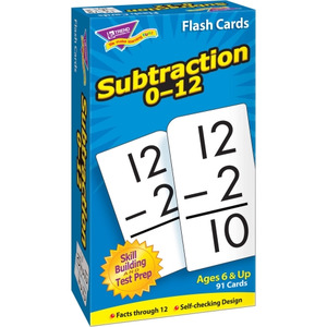 Trend Math Flash Cards at Sears.com
