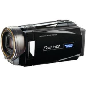 BELL+HOWELL DNV16HDZ-BK 16.0 Megapixel 1080p Rogue DNV16HDZ Night Vision Camcorder with 10 Optical Zoom (Black)