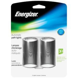 ENERGIZER ENLPLPAT2 Design Automatic Path Light (2 pk) at Sears.com