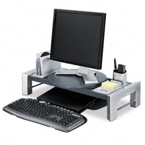Fellowes Flat Panel Workstation Shelf at Sears.com