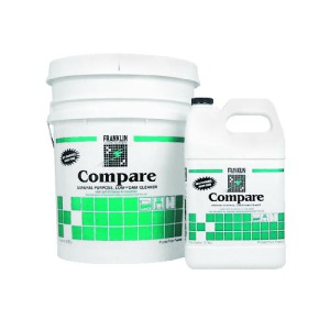 Franklin Compare Floor Cleaner, 5 Gallon Pail