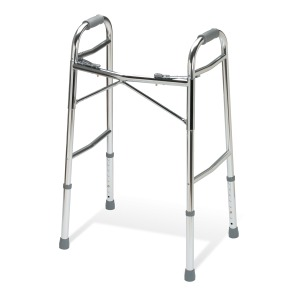 Medline Youth TwoButton Folding Walkers without Wheels at Sears.com