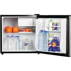 MAGIC CHEF MCBR170BMD 1.7 Cubic-ft Refrigerator (Black) at Sears.com