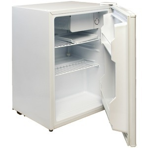 MAGIC CHEF MCBR240W 2.4 Cubic-ft Refrigerator (White) at Sears.com