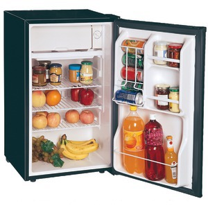 MAGIC CHEF MCBR360B 3.6 Cubic-ft Refrigerator (Black) at Sears.com
