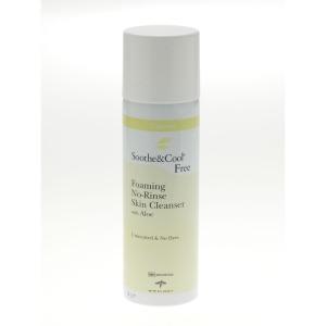 Medline Soothe & Cool Foaming NoRinse Skin Cleanser