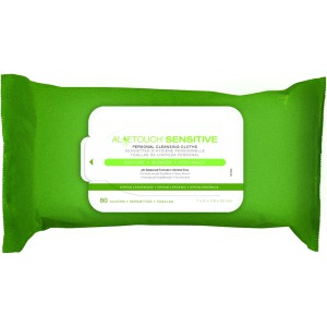 Medline Aloetouch SELECT Premium Spunlace Personal Cleansing Wipes at Sears.com