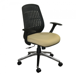 Marvel Comics Wave Chair with Flax Fabric and Aluminum Base at Sears.com
