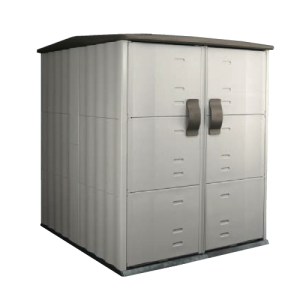 Rubbermaid Roughneck Large Storage Shed