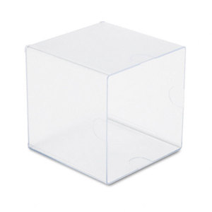Spacemaker Plastic Cube Supplies Organizer