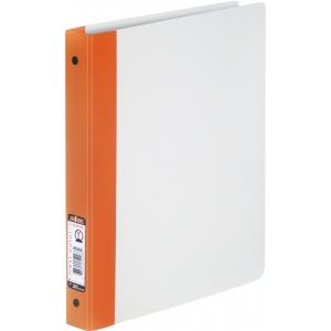 Storex Flexicolor 1-Inch Binder, Orange Spine at Sears.com