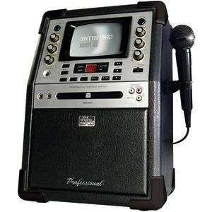 Singing Machine PRO CDG KARAOKE PA SYS