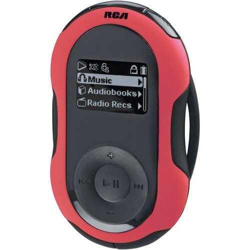 Audiovox RCA S2102 2GB Flash Mp3 Player