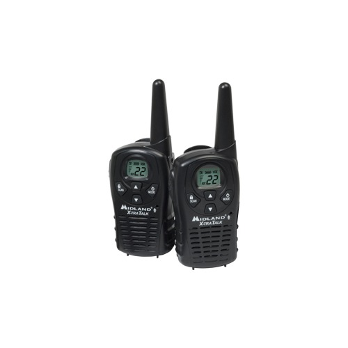 Midland LXT112 Two Way Radios 22 GMRS/FRS - LXT112