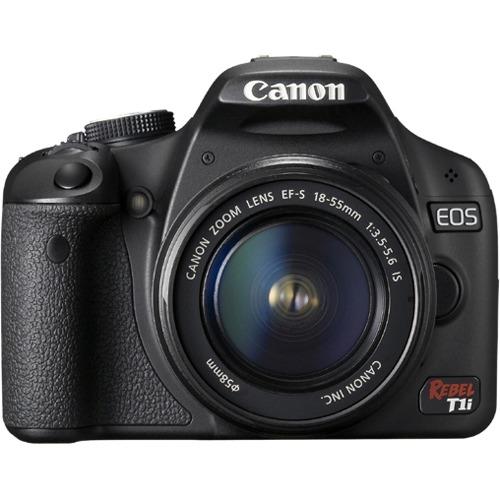 Canon EOS Rebel T1i Digital SLR Camera - 3818B002