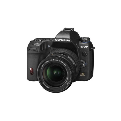 Olympus E-30 Digital SLR Camera 12.3 Megapixel
