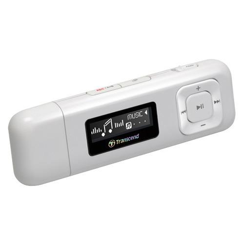 Transcend MP330 8 GB Flash MP3 Player