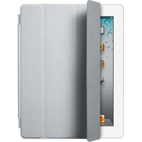 Apple iPad Smart Cover - Polyurethane - Light Grey