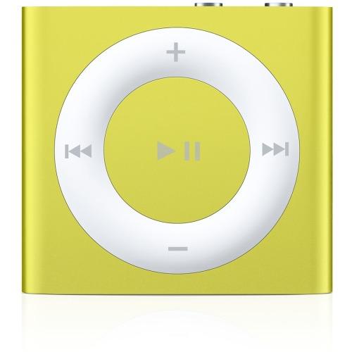 Apple iPod shuffle 2 GB Flash MP3 Player - Yellow