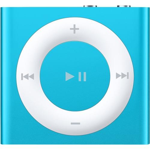 Apple iPod shuffle 2 GB Flash MP3 Player - Blue