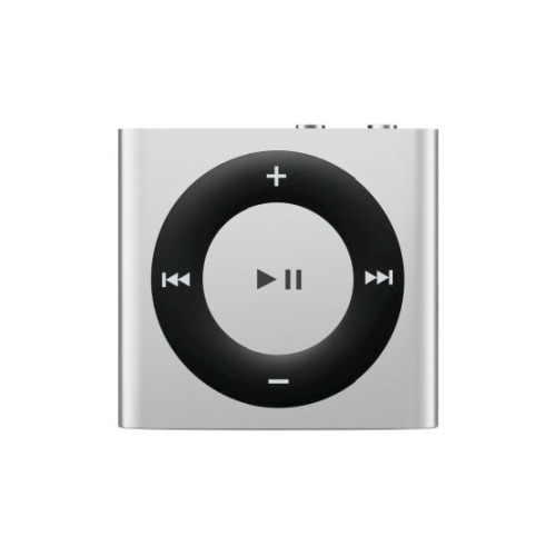 Apple iPod shuffle 2 GB Flash MP3 Player - Silver